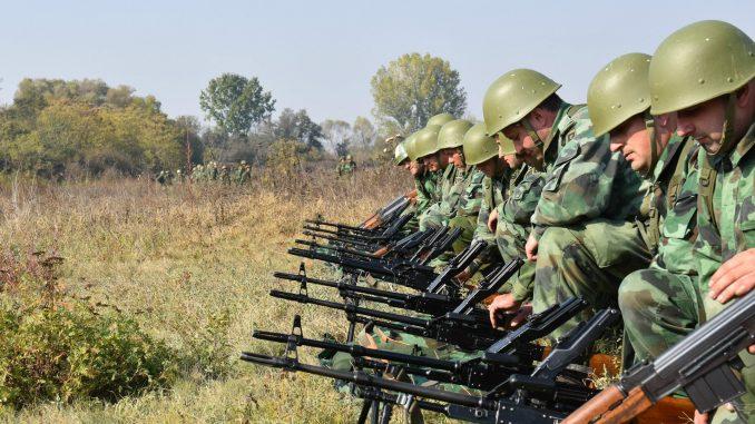 "Upozorenje: Vojne vežbe na ""Peskovima"" od 3. juna 3"
