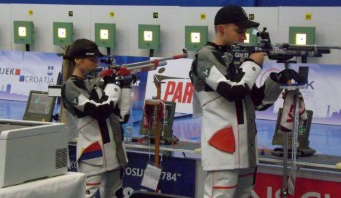 Srpskom miksu vazdušnom puškom zlato na turniru u Solinu 1