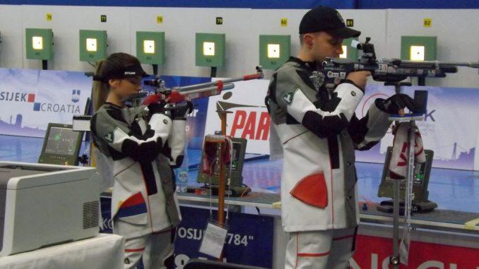 Srpskom miksu vazdušnom puškom zlato na turniru u Solinu 3