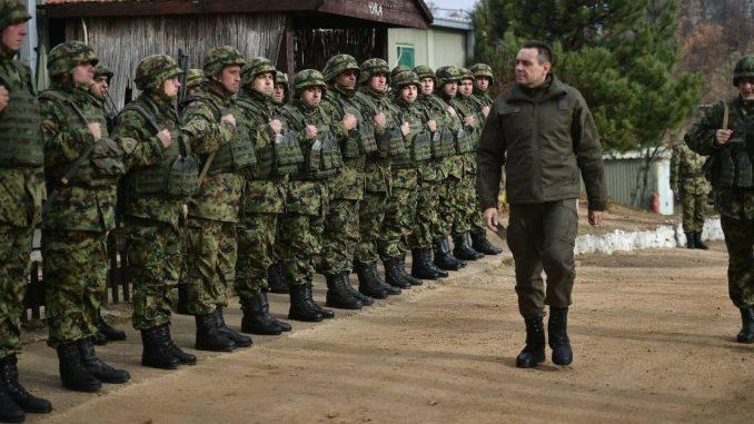 Vulin: Vojska Srbije svakodnevno jača svoje sposobnosti 4