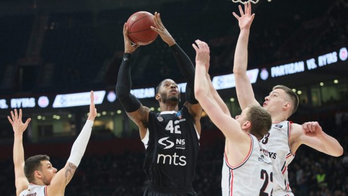 Partizan u Top 16 fazi Evrokupa 1