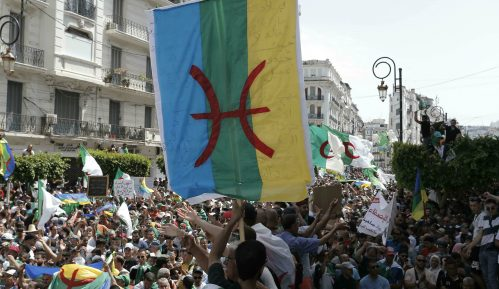 U Alžiru protesti protiv predsedničkih izbora zakazanih za 12. decembar 14