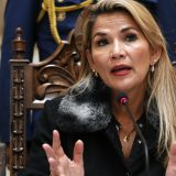 Privremena predsednica Bolivije pozvala Gvaida da oslobodi Venecuelu 11