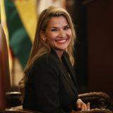 SAD pozdravile odluku senatorke Anjes da preuzme ulogu vršioca dužnosti predsednika Bolivije 13