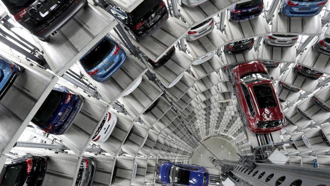 """Na tržištu automobila u EU i dalje najjača """"Grupa Folksvagen"""" 5"""