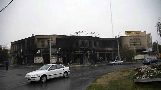 Amnesti: Više od 100 ljudi moguće ubijeno u protestima u Iranu 1