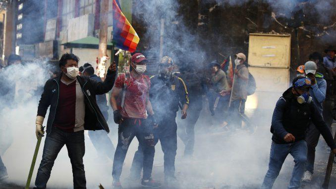 UN osudile nesrazmernu upotrebu sile u Boliviji 1