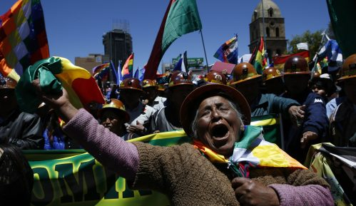 Privremena vlada Bolivije optužila Moralesa za terorizam i podsticanje na pobunu 9