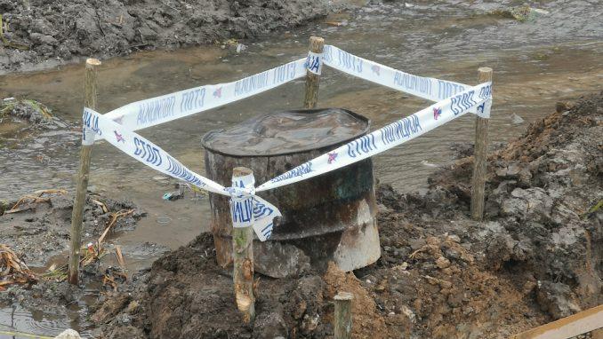 U Pirotu pronađena bomba, sumnja se da je iz Drugog svetskog rata 3