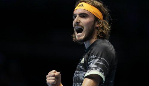 Stefanos Cicipas: Rođeni teniser