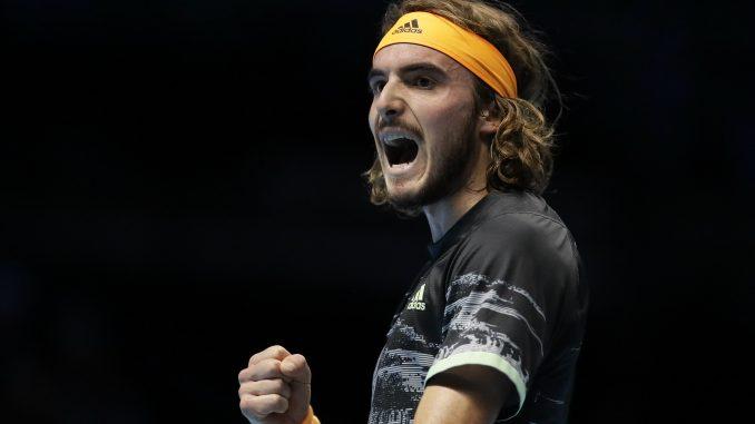 Cicipas pobedio Federera i plasirao se u finale završnog turnira u Londonu 4