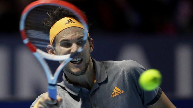 Zverev bez titule, Tim u finalu završnog turnira u Londonu 4