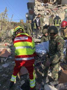 U zemljotresu u Albaniji najmanje 22 mrtvih, tim iz Srbije poslat u pomoć 29