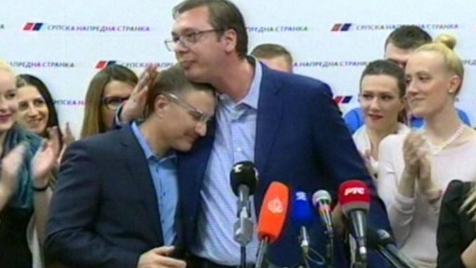 Stefanović: Više puta sam Vučiću rekao da može uvek da zatraži moju ostavku 4