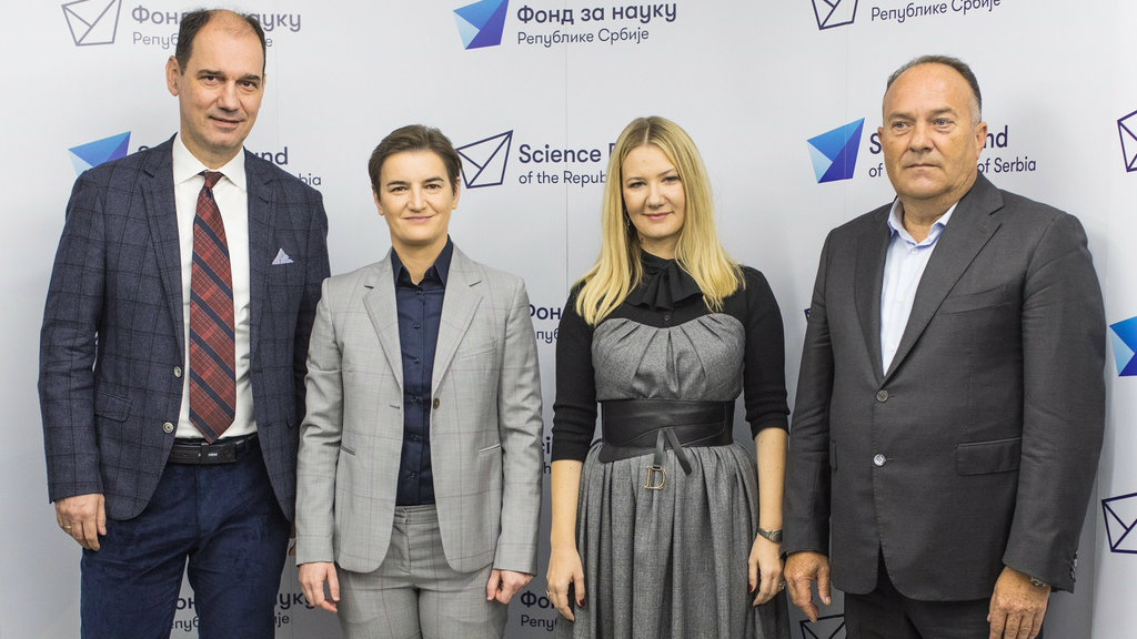 Do kraja godine još 6.200.000 evra kroz programe Fonda za nauku 1