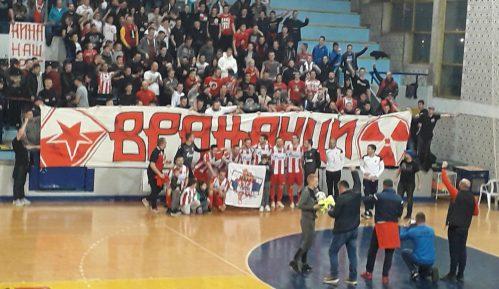 """Vranjanci namučili """"crveno bele"""" 12"""