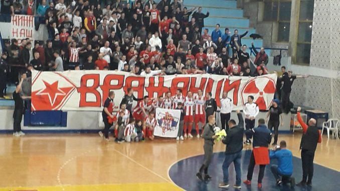 """Vranjanci namučili """"crveno bele"""" 1"""