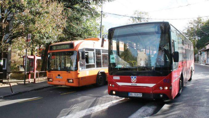 Koronom zaraženo 153 vozača GSP-a, 3,1 odsto od ukupnog broja 2