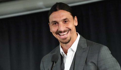 Ibrahimović strelac na prvoj utakmici od povratka u Milan 13