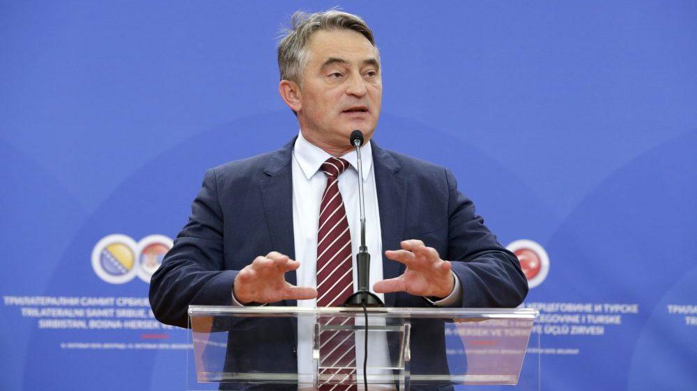 Komšić pozvao ambasadorku Slovenije na razgovor povodom navodnog Janšinog non pejpera 1