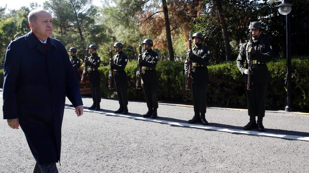 Turska neće učestvovati u borbenim operacijama u Avganistanu 1