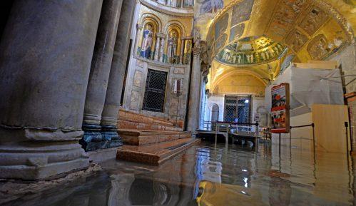 Italijanska vlada proglasila vanredno stanje u Veneciji zbog poplave 11