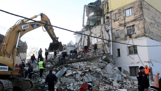 Broj žrtava u Albaniji popeo se na 40, dok je 658 osoba povređeno 1