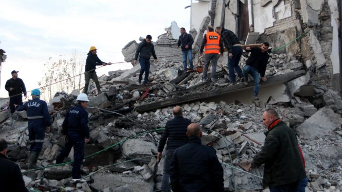 Vlada Kosova s pola miliona evra pomaže Albaniji posle zemljotresa 1