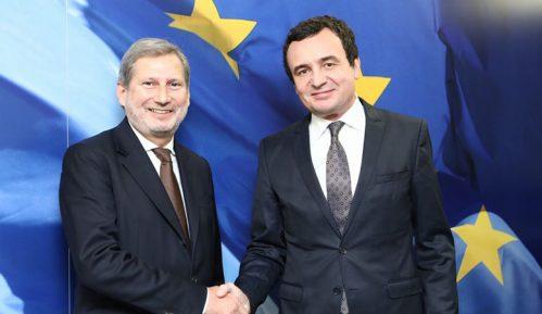 Han: Normalizacija odnosa sa Srbijom neophodna za evropsku budućnost Kosova 1