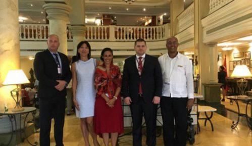 Delegacija Grada Beograda u Havani 12