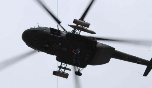 Prvo prebacivanje vojnim helikopterom obolelih iz Francuske za Nemačku 3