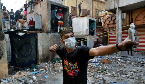 Na protestima u Iraku stradalo 15 demonstranata 7