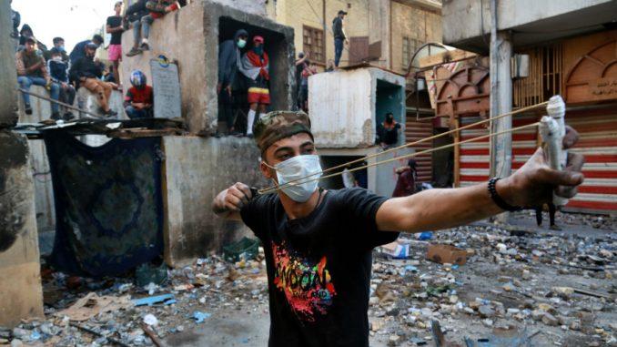 Na protestima u Iraku stradalo 15 demonstranata 1