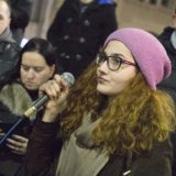 Jelena Anasonović: Od početka je bilo pritisaka opozicije, pokušali su da preuzmu protest 10