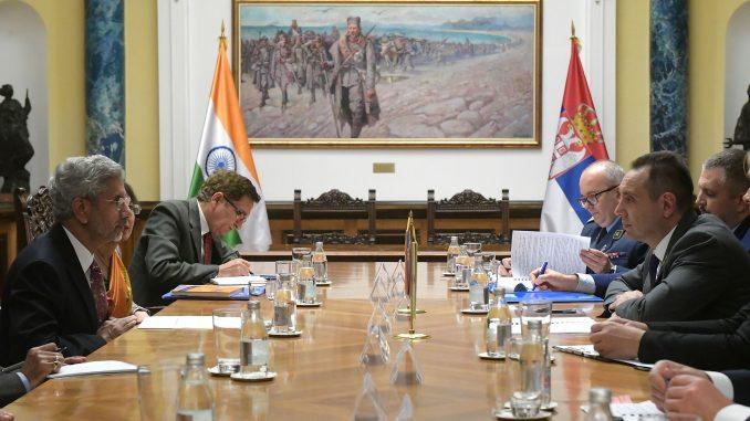 Potpisan Sporazum o saradnji Srbije i Indije u oblasti odbrane 3