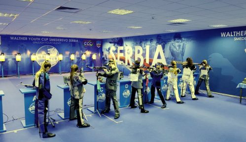 """""""Valter kup"""" u Smederevu: Teodori Vukojević zlato 9"""