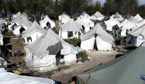Na Vučjaku čišćenje terena, građani Blažuja najavljuju proteste zbog dolaska migranata 1