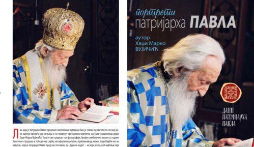 Trideset tri fotografije patrijarha Pavla 8