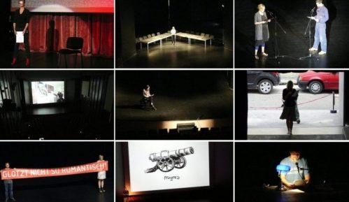 Oktobar XXX - govorna izložba u CZKD 10
