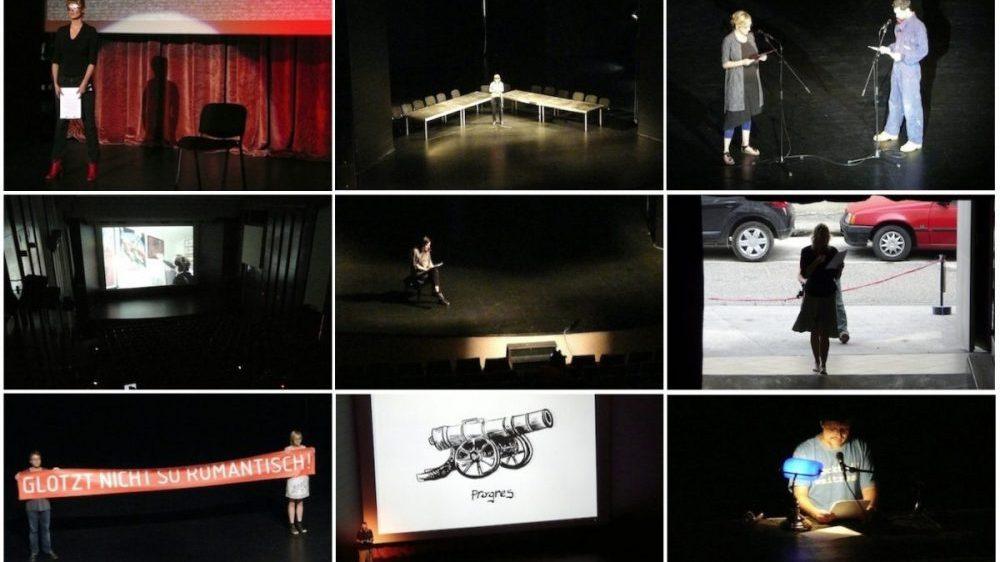 Oktobar XXX - govorna izložba u CZKD 1