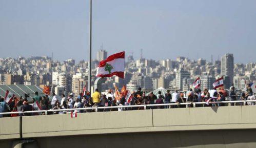 Protesti i kontraprotesti u Libanu izveli hiljade ljudi na ulice Bejruta 3