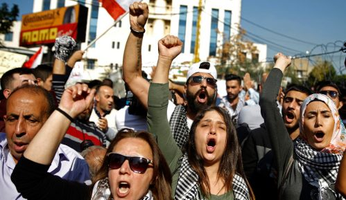 Protest u Libanu zbog hapšenja maloletnika: Režim mora pasti 15