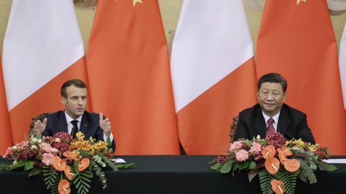 Si i Makron potvrdili snažnu podršku pariskom sporazumu o klimi 3