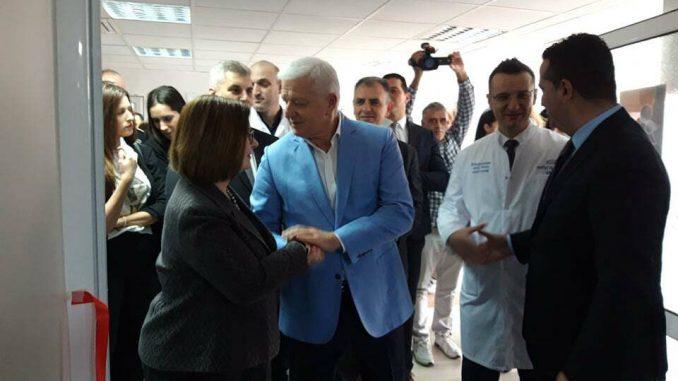 Renovirano Odeljenje intenzivne nege za bolesti dece u Podgorici, investicija vredna 600.000 evra 1