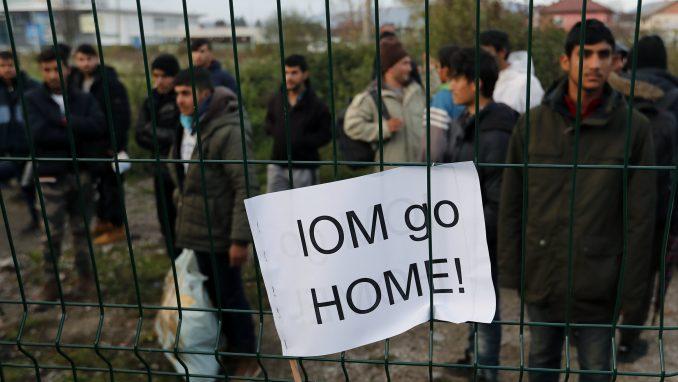 Info Park: Srbija Međunarodni dan migranata dočekuje uz hajke i proteste u Pirotu i Somboru 1