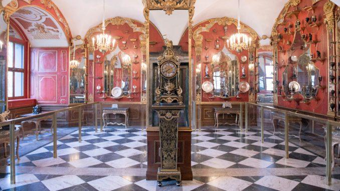 Opljačkan muzej u Drezdenu, ukradeni predmeti neprocenjive vrednosti 3