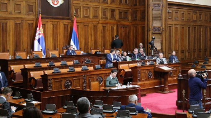 Poslanici usvojili autentično tumačenje odredbe Zakona o izvršenju o advokatskim troškovima 3