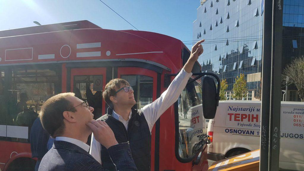 Borba za povratak trolejbusa 28 2