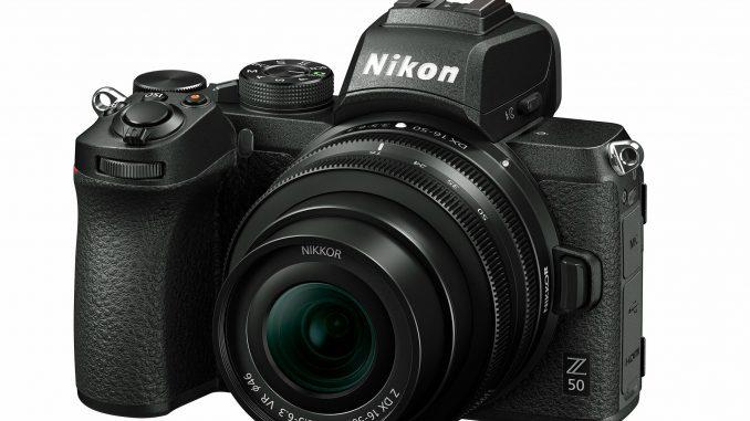 Nikon predstavio Z 50 2