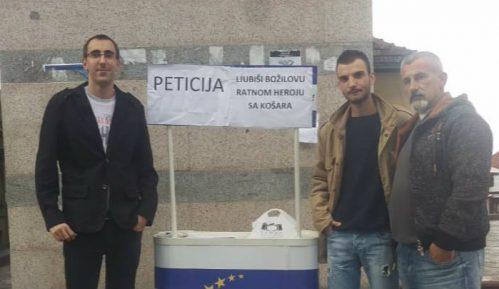 NOVA Surdulica: Peticija da ulica ponese ime po Ljubiši Božilovu, poginulom na Košarama 8